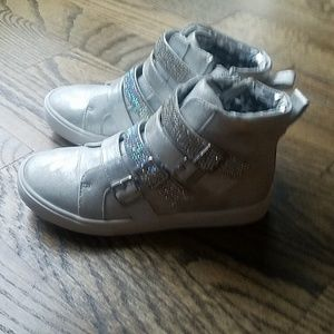 Air Underground Shoes - Air Underground boots shoes girl silver 13